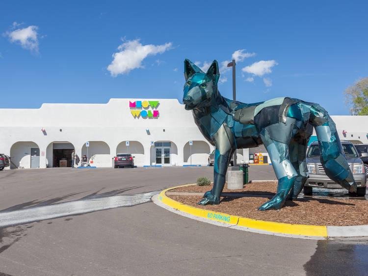 Meow Wolf's House of Eternal Return   Santa Fe, NM