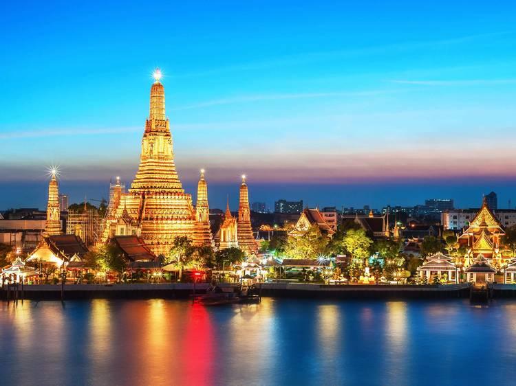 Bangkok, la ciutat dels àngels