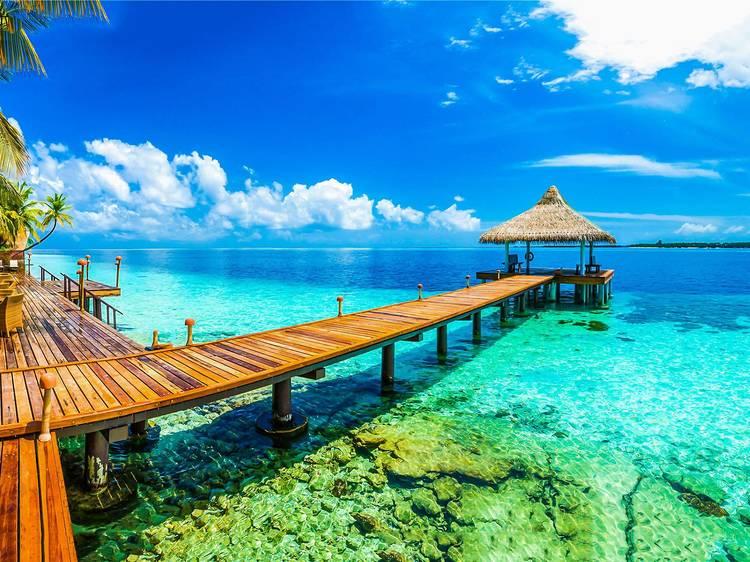 Maldives, el paradís a la terra