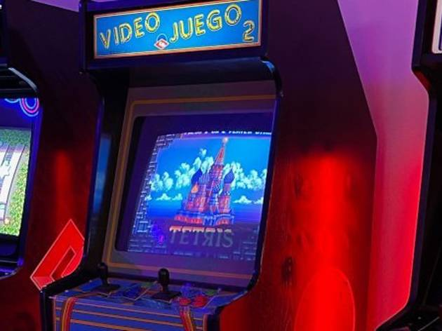 ABC Arcade (CC ABC Serrano)