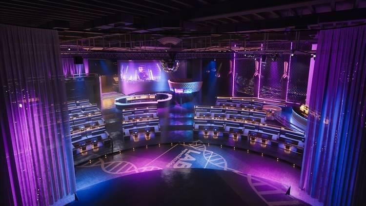 Lab theClub
