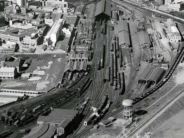 Delicias. 140 años de una estación (Museo del Ferrocarril)