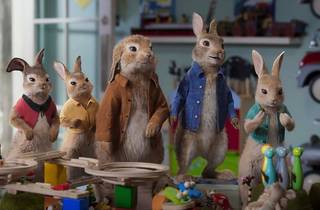 Peter Rabbit 2 (Sony Pictures)