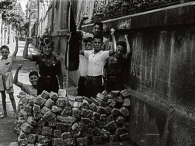 Mirando a los que miran el siglo XX. Antoni Campañà (Leica Gallery)