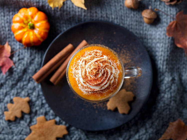 And just like that, it's Pumpkin Spice Season once again