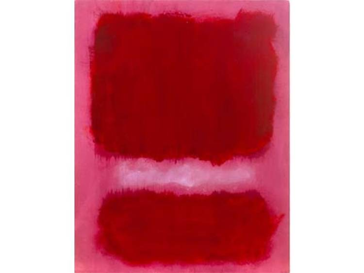 Catch Mark Rothko's late works on paper at Pace Gallery