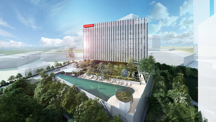 The Standard set to debut in Singapore in 2023
