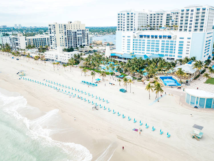 The best beaches near Fort Lauderdale