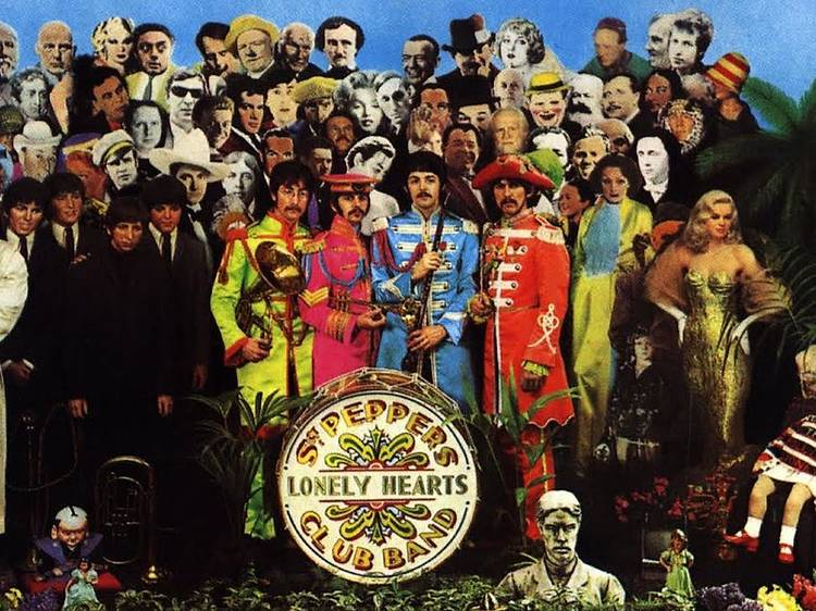 """""""With a Little Help From My Friends"""" by The Beatles"""