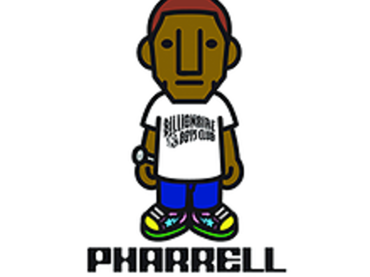 """Best Friend"" by Pharrell Williams"
