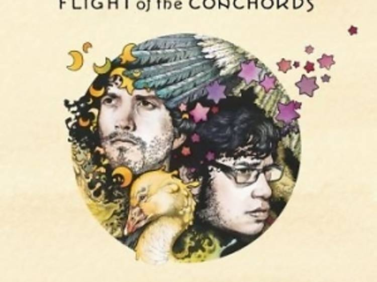 """""""Friends"""" by Flight of the Conchords"""