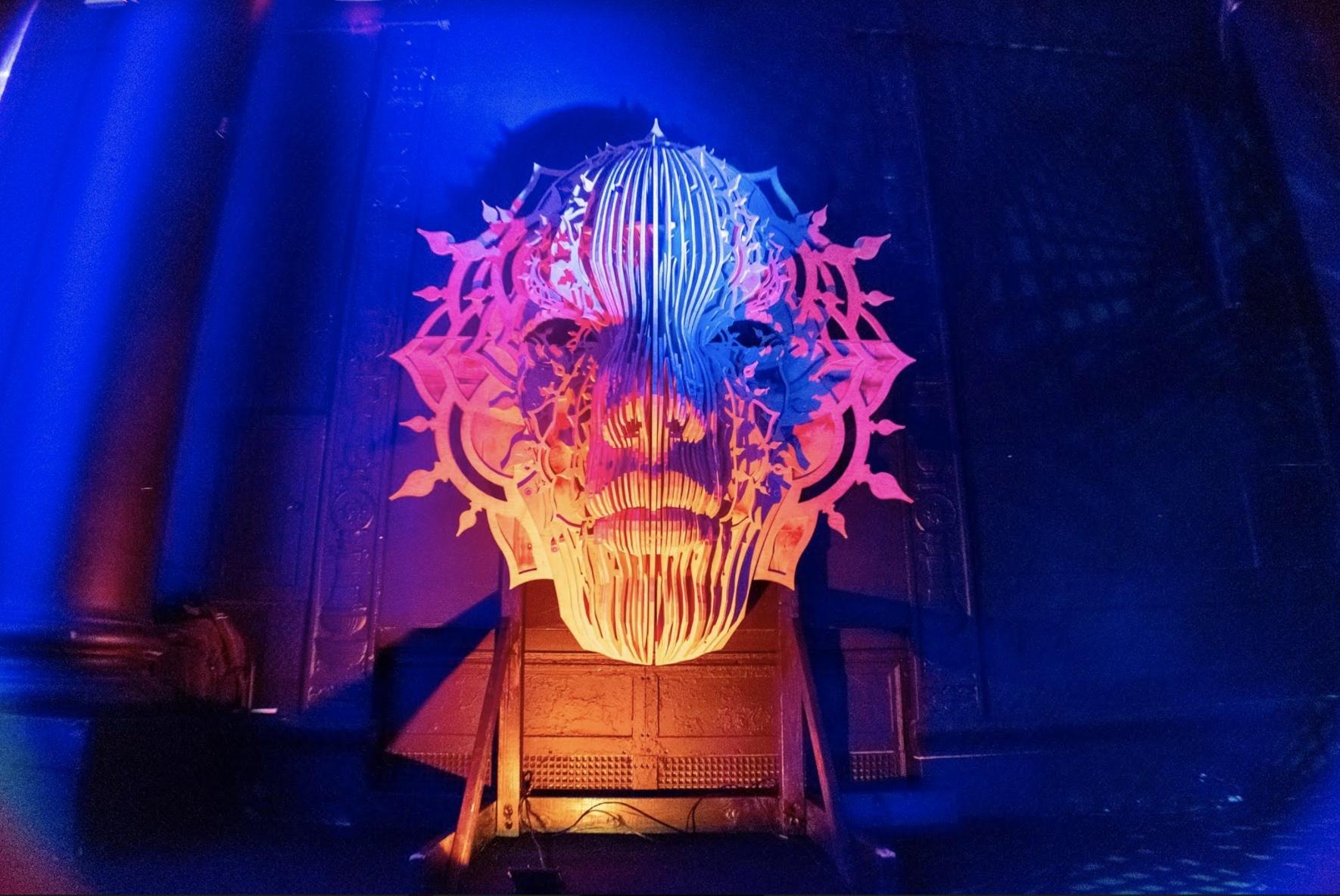 Get lit at the Illumination Light Art Festival