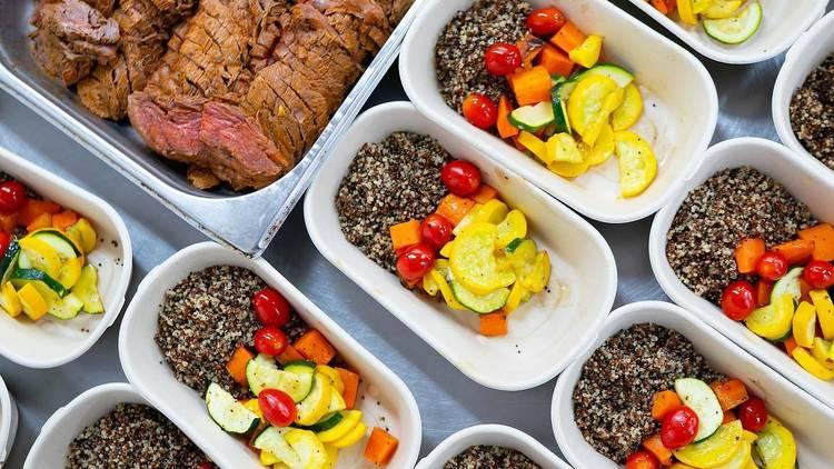 Nosh healthy meal plan