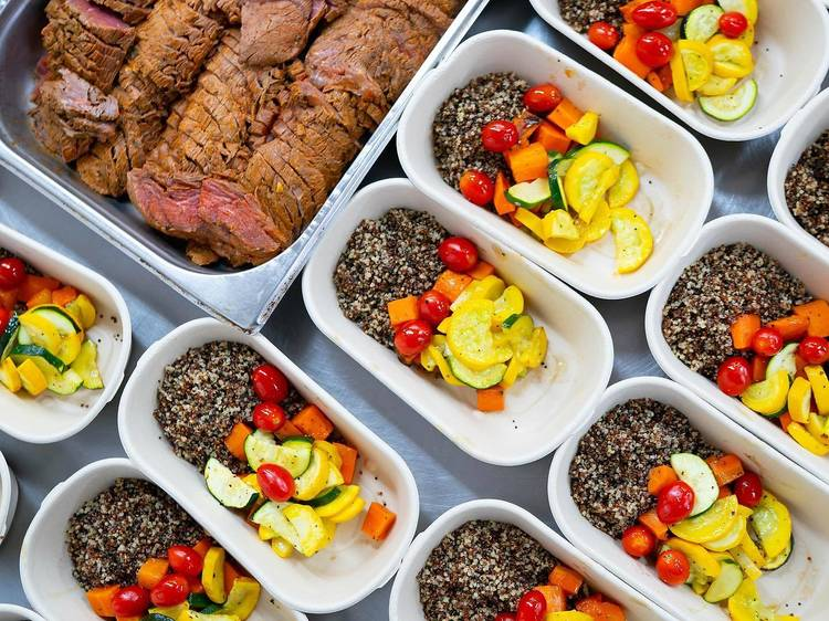 Hong Kong's best healthy meal deliveries