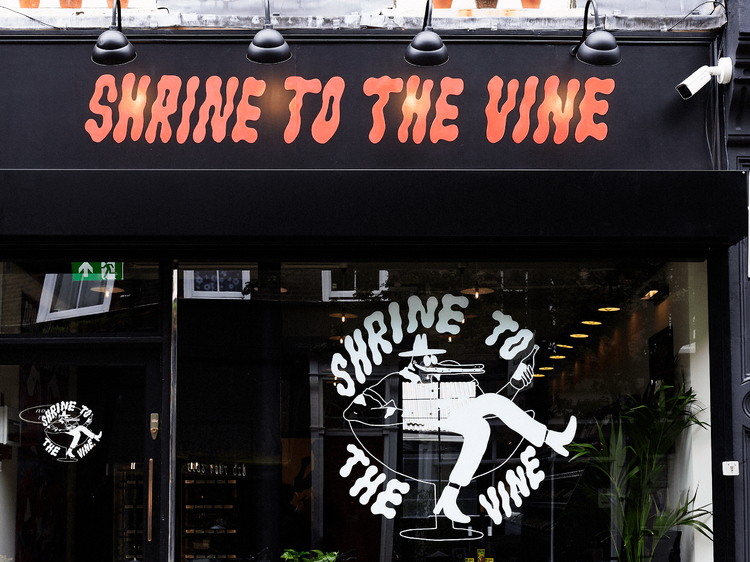 The team behind Noble Rot have opened a wine shop in London