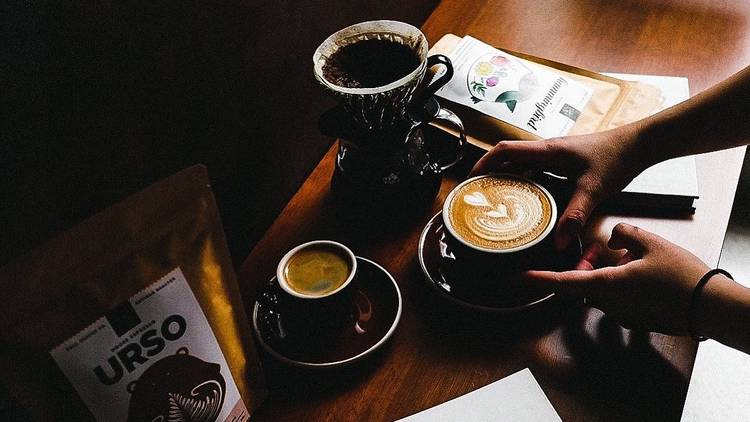 7 stores to get a monthly coffee subscription
