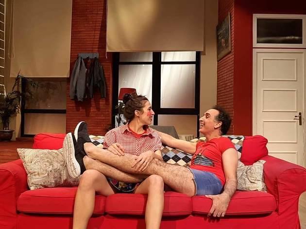 Ponte en mi lugar (Teatro Muñoz Seca)