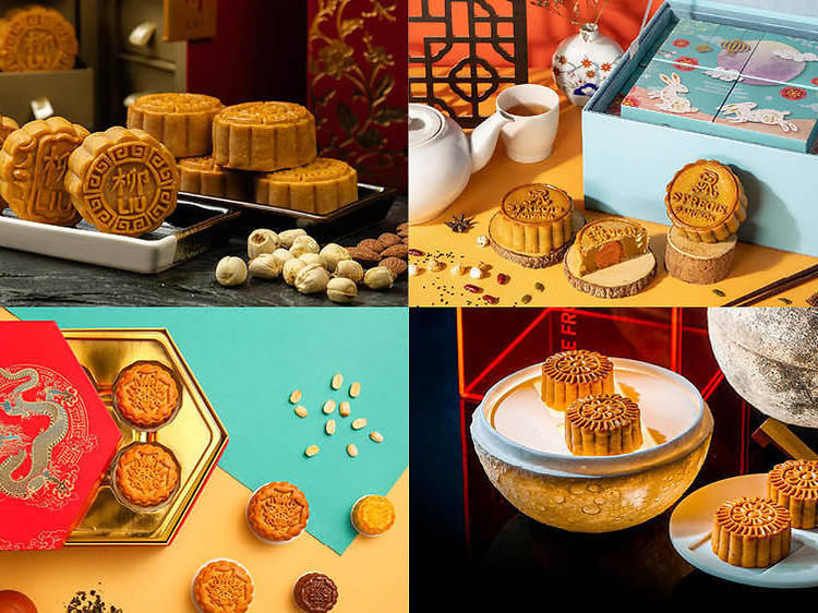 Awesome mooncakes to try in Bangkok this year