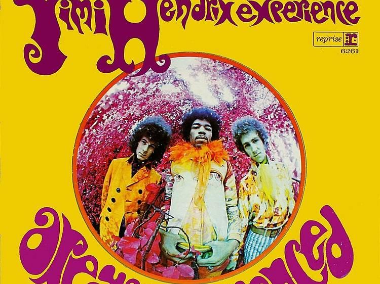 """""""Purple Haze"""" by Jimi Hendrix"""