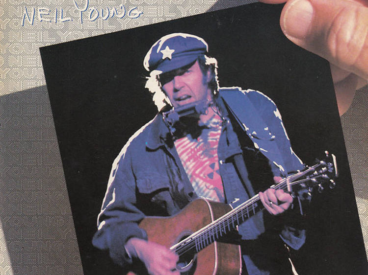 """""""Rockin' in the Free World"""" by Neil Young"""