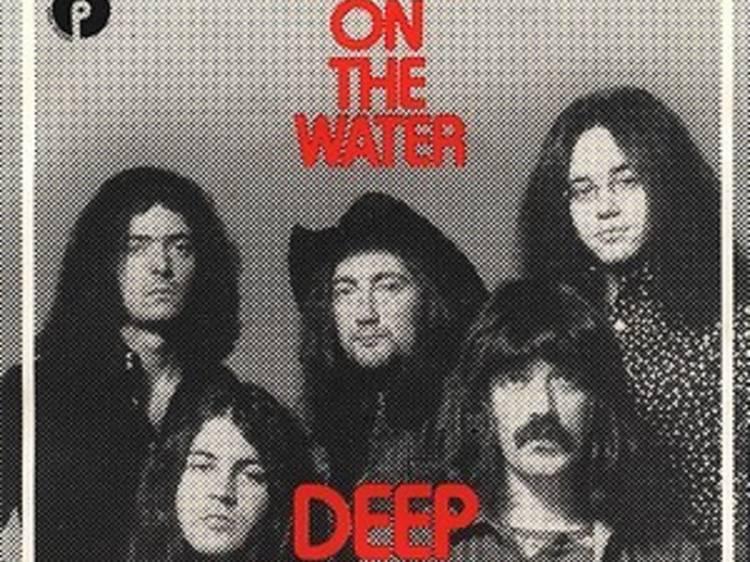 """Smoke on the Water"" by Deep Purple"