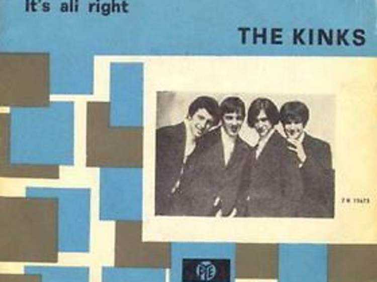 """""""You Really Got Me"""" by The Kinks"""