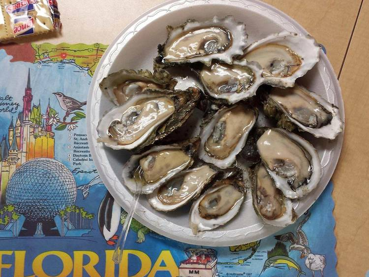Shell Oyster Bar