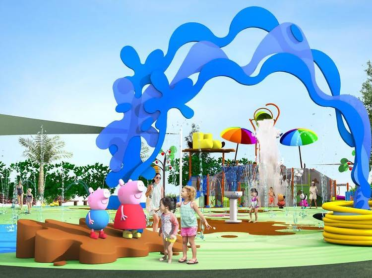 A Peppa Pig theme park is headed to Florida
