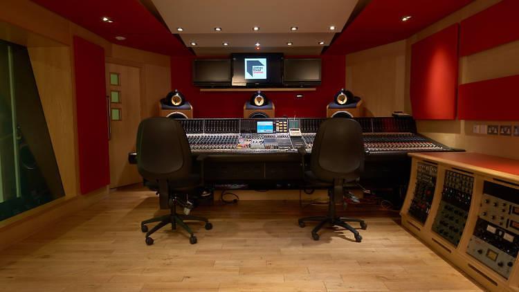 Studio II, Abbey Road Studios