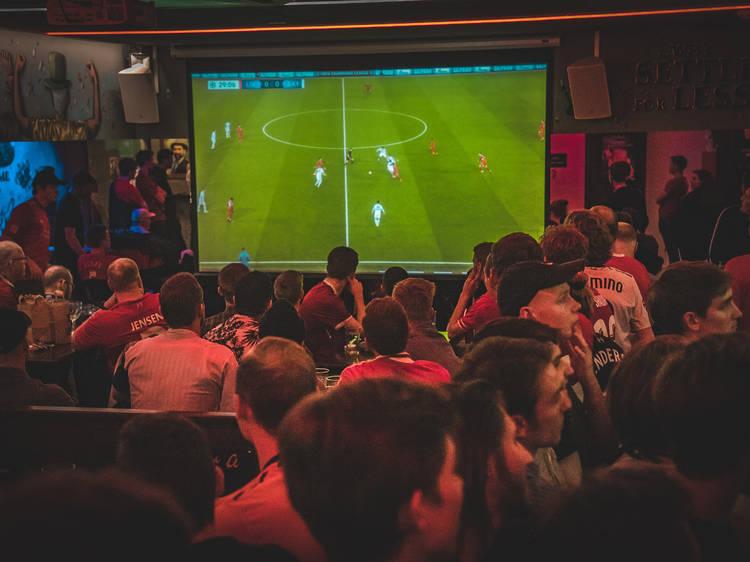 Fútbol, música y diversión