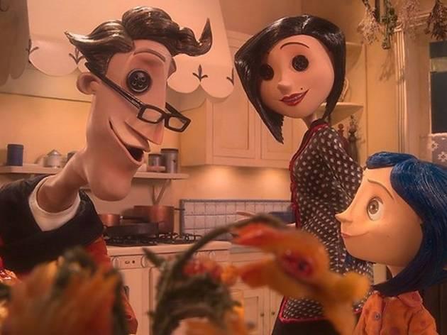 Los mundos de Coraline (Cine Doré)