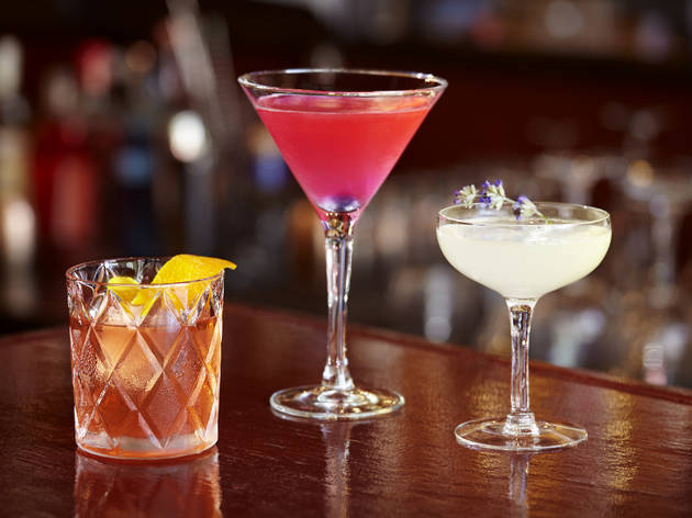 Nobody's Darling cocktails