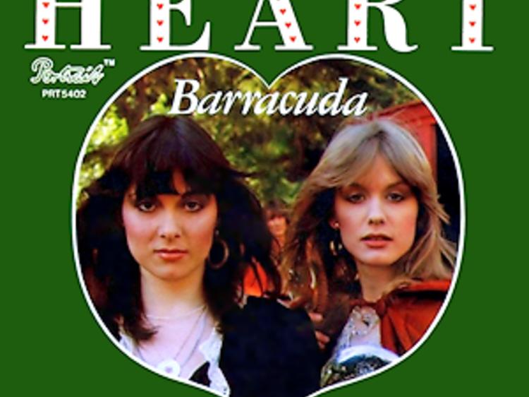 """Barracuda"" by Heart"