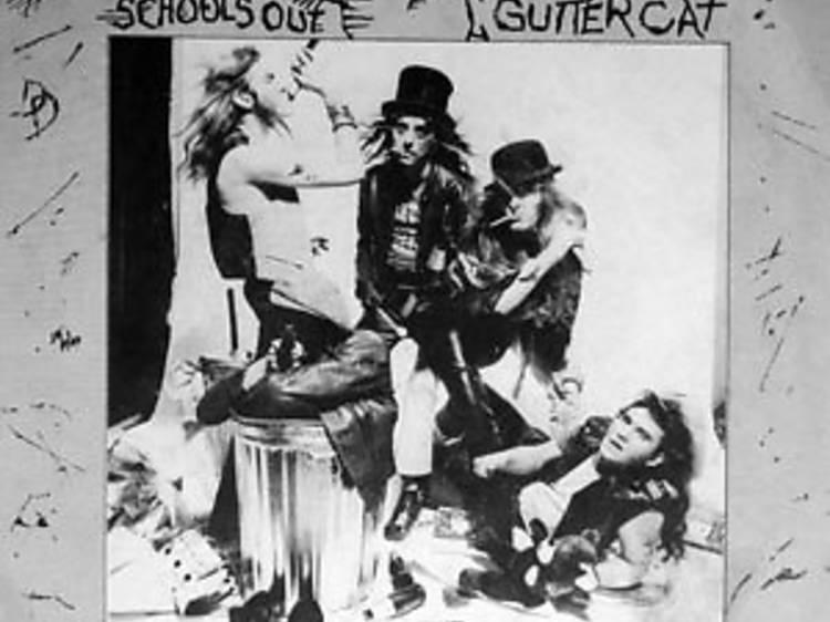 """""""School's Out"""" by Alice Cooper"""