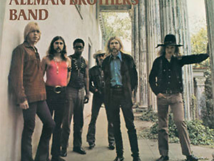 """""""Whipping Post"""" by the Allman Brothers Band"""