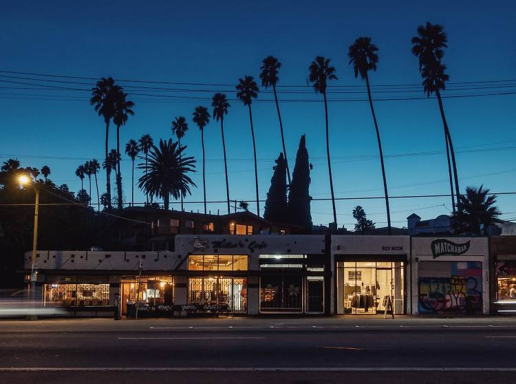 Silver Lake, Los Angeles