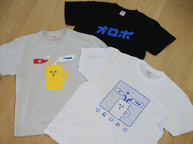 竜泉寺の湯 Tシャツ