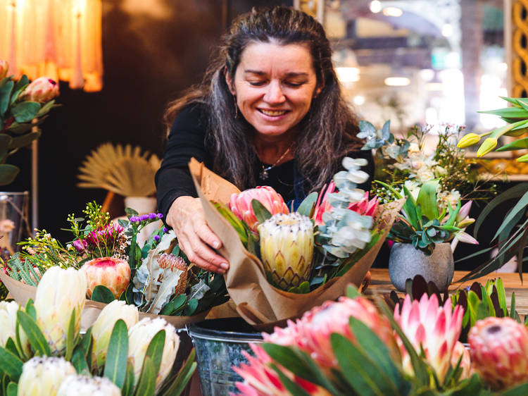 Browse the Fremantle Markets