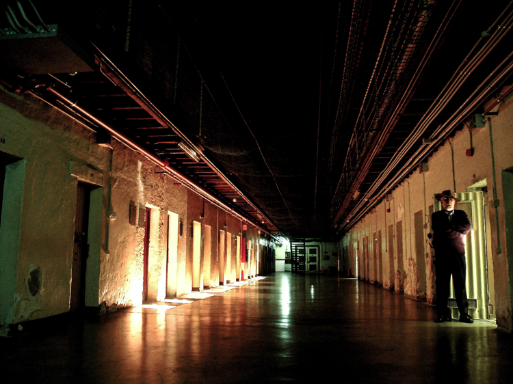 Scare yourself silly on the Fremantle Prison Torchlight Tour