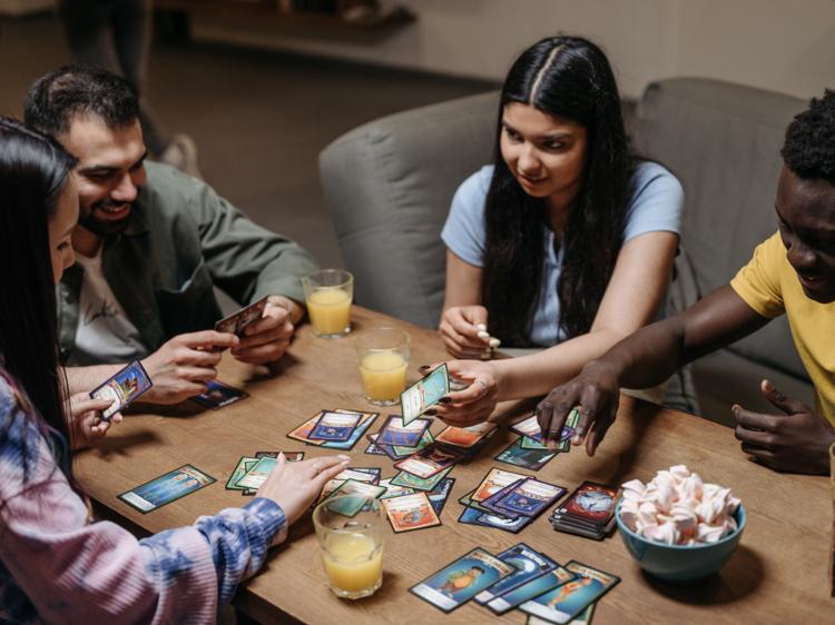 Plan a board games night