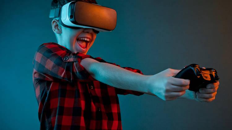 Apps de realidad virtual y aumentada