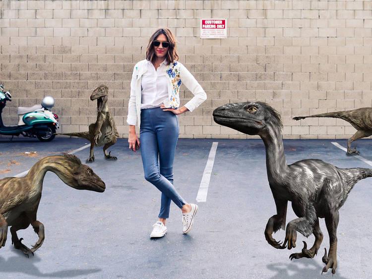 Monster Park AR- Mundo de Dinosaurios