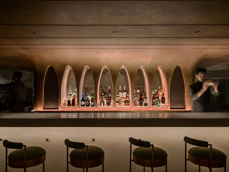 Have you discovered the hidden Sahara Desert-inspired bar in Central?