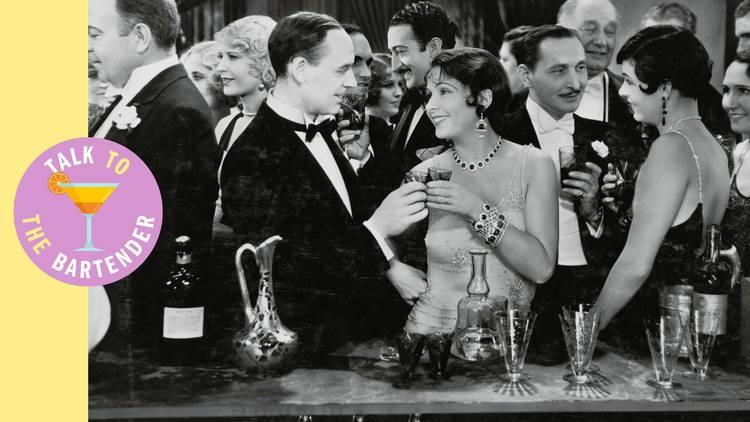 Talk to the Bartender Etiquette