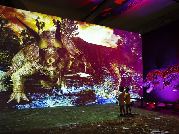 Dinosaur Exhibition 2021