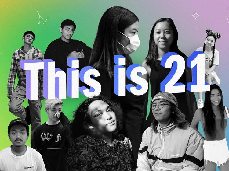 Young Hongkongers on life now
