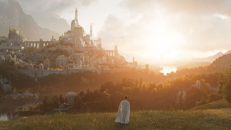 The first image from Amazon's 'Lord of the Rings'