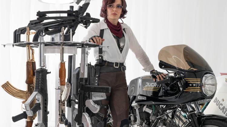 Jodie Comer debuta en el cine con Free Guy