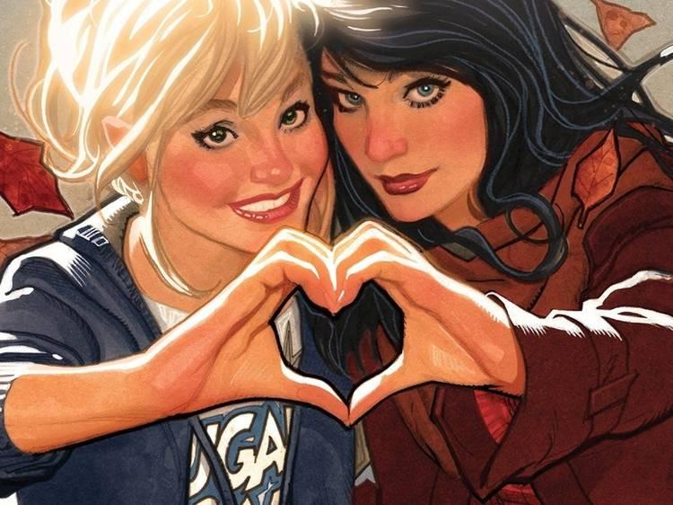 Betty y Verónica, aire fresco para las chicas de Riverdale