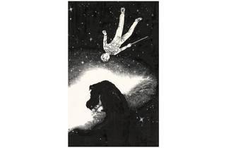 Photo: 『暗黒神話』より「天の章」本文原画  1976年 ©諸星大二郎